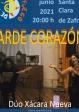 ARDE CORAZÓN / DÚO XÁCARA NUEVA